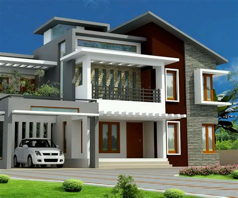 home design modern deluxe bungalows exterior designs