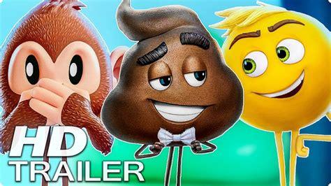 emoji le film emoji der film trailer german deutsch 2017 youtube