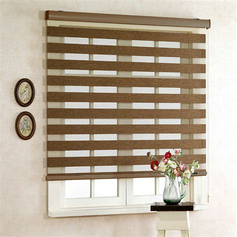 blinds or curtains some shade with curtain blinds goodworksfurniture