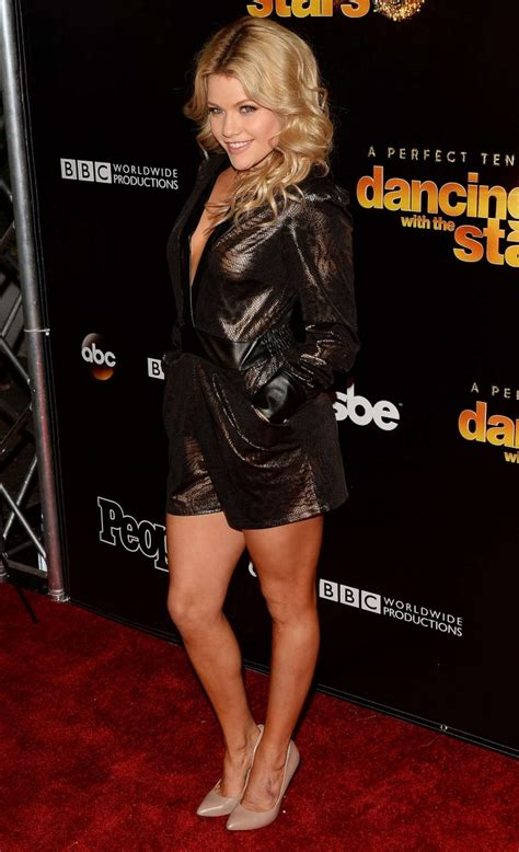 witney carson dancing with the stars 10th anniversary in west witney carson dwts 10th anniversary party 01 gotceleb