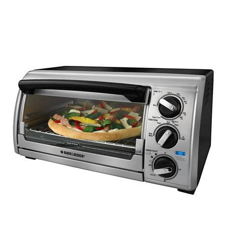 the cabinet toaster oven black decker 4 slice toaster oven at sears