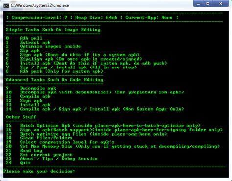 apk decompile tutorial cara decompile dan recompile apk android