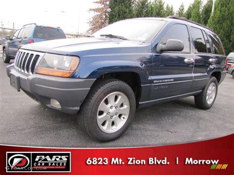 2001 patriot blue pearl jeep grand laredo 41177904 gtcarlot car color galleries