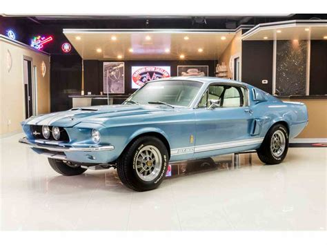 1967 ford mustang shelby gt500 fastback 1967 ford mustang fastback shelby gt500 recreation for