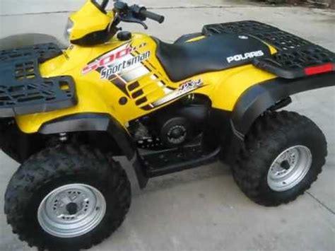 Teppiche 400 X 500 by 2004 Sportsman 500 Ho 4x4 3800 For Sale Www Racersedge411