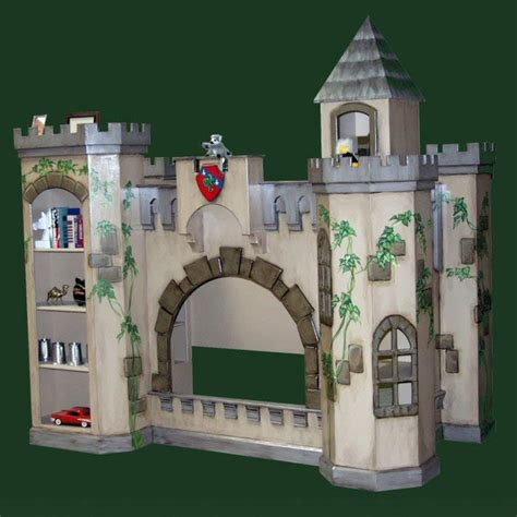 bunk beds castle lancelot norwich castle bunk bed and playhouse goodnightbunkbeds