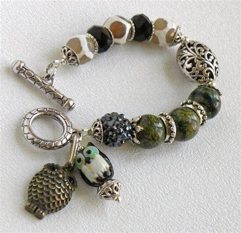 Beaded Bangles Handmade - 1000 ideas about handmade beaded jewelry on