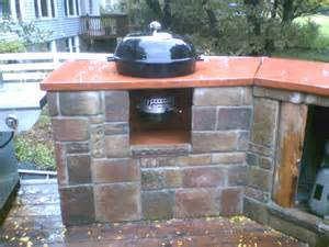 Backyard Bbq Kettle Falls Wa Charcoal Outdoor Kitchen Kitchen Decor Design Ideas