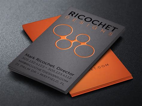 create cool business cards template creative designer business card business card templates