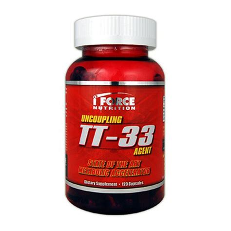 Iforce Thermoxyn Detox by Iforce Nutrition Tt 33 90 Caps Free Shipping 50