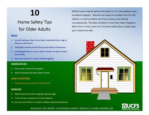 home tips 10 home safety tips for adults sheltering arms
