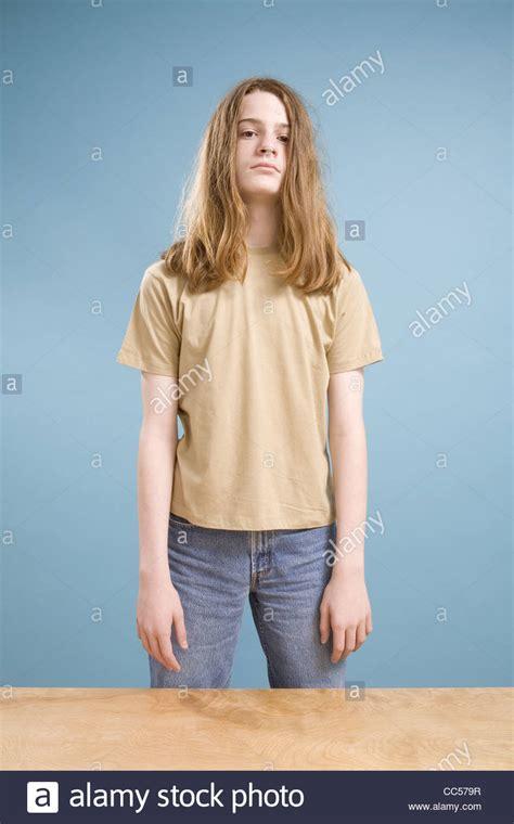long hair youth boys teen boy with long hair stock photo 41912131 alamy