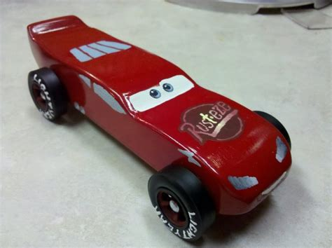 awana grand prix 2nd place 2011 pinewood derby lightning