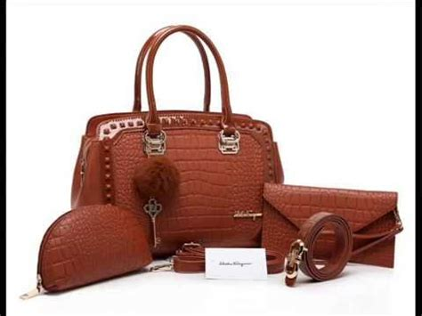 Tas Set 3in1 Import Glossy Croco 0813 1585 5851 tsel distributor tas branded batam murah