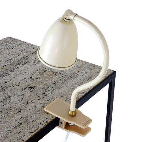 small metal cl desk light 1950s 1187