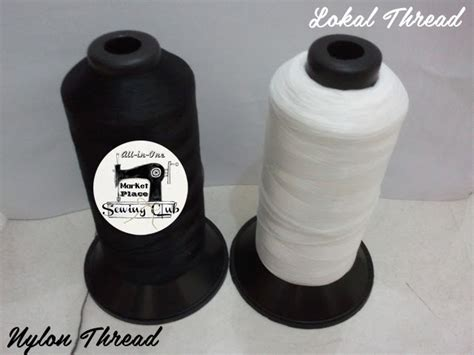 Benang Obras Coats Benang Thread Untuk Neci Obrass Sewing Club