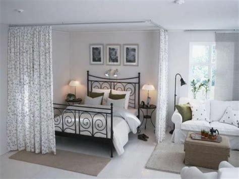 small bedroom curtain ideas raumtrenner ideen f 252 r gut aussehende und praktische