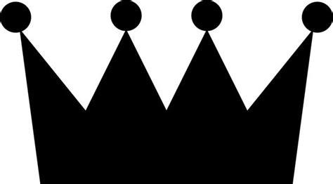 printable crown stencil printable stencil crown printable pinterest