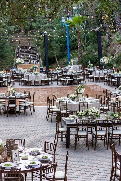 Secluded Outdoor Space for Your Rustic Wedding in Los