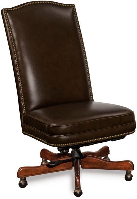 Beatty Brown Leather Executive Swivel Tilt Chair From Brown Leather Swivel Chair