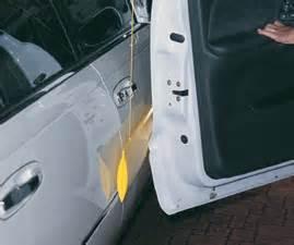 Garage Door Guard Garageaccessoriesrus Hanging Door Guard Car Door