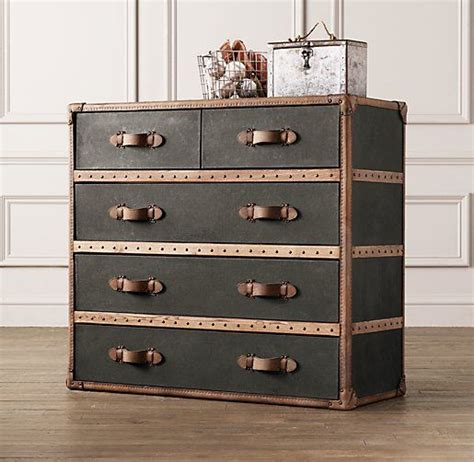 Leather Dresser by Cool Looking Collection Dressers Side Tables Even A