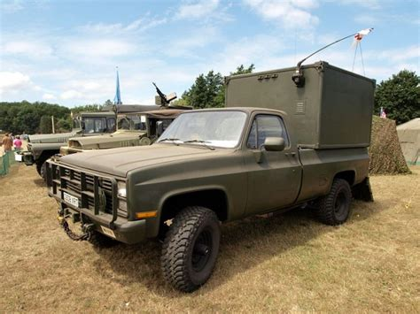 gm  army truck