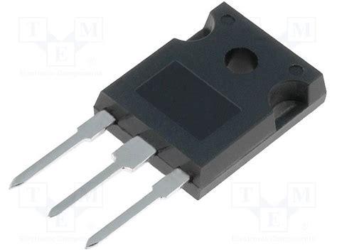 igbt transistors and modules transfer multisort elektronik electronic components