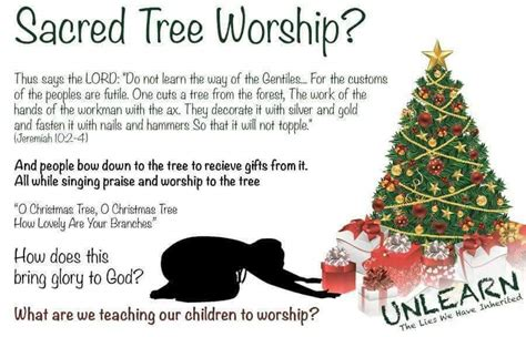 define christmas tree in bible is a pagan or why it s ok to celebrate defending genesis
