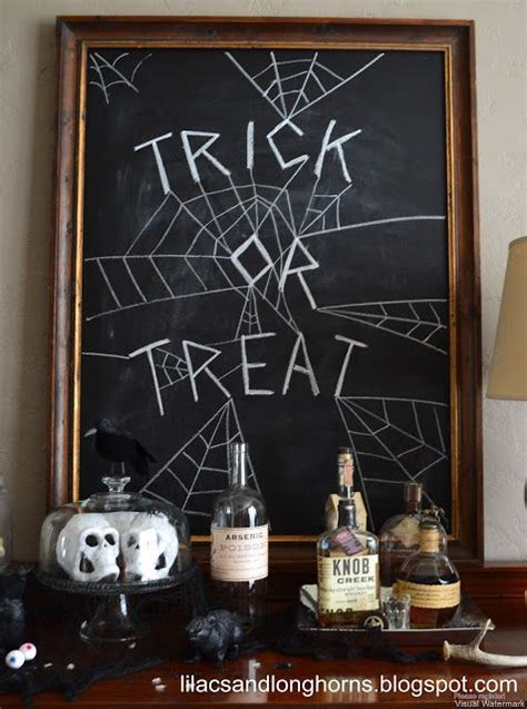 diy chalkboard lilacs and longhorns paint fonts and