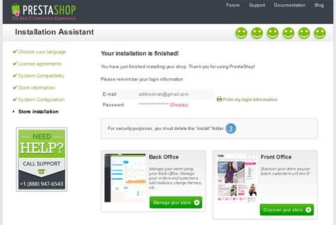 cara membuat toko online dengan ecwid cara membuat toko online dengan prestashop instalasi