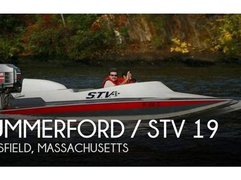 stv boats for sale summerford racing stv pro comp ski 19 in florida power