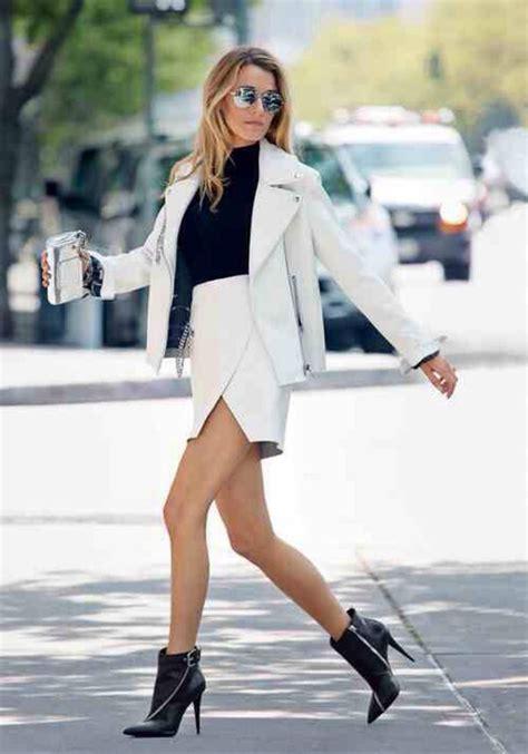 Palma Slit Top Black skirt fashion style white chic pretty