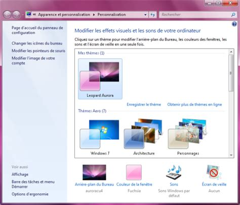 theme windows 7 vietnam comment changer le th 232 me de windows 7