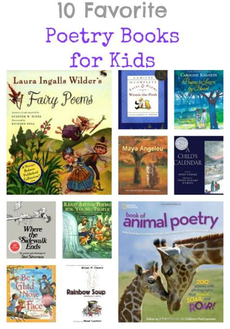 poetry picture books for children 42 best images about poetry for middle school on