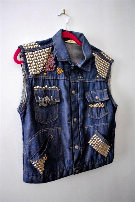 St Justine Vest Kid rock studded vest www imgkid the image kid has it