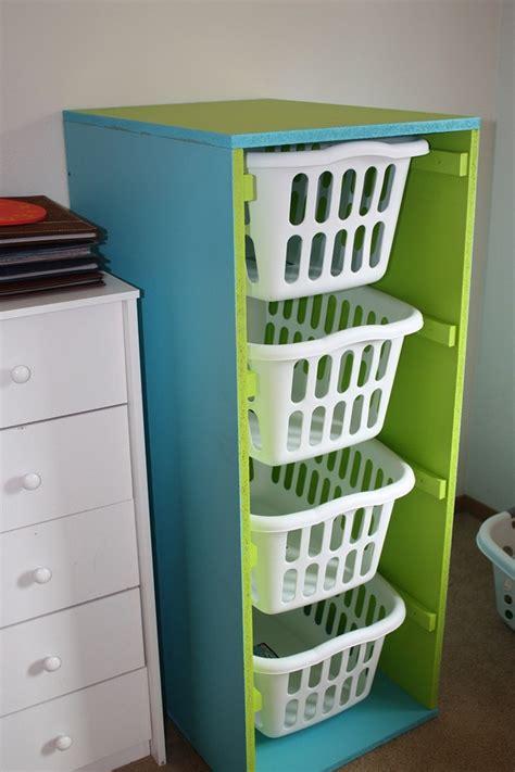 laundry basket dresser ideas