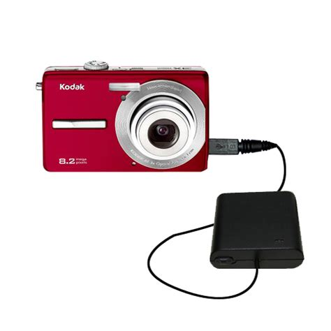 kodak m863 charger gomadic portable external battery charging kit suitable