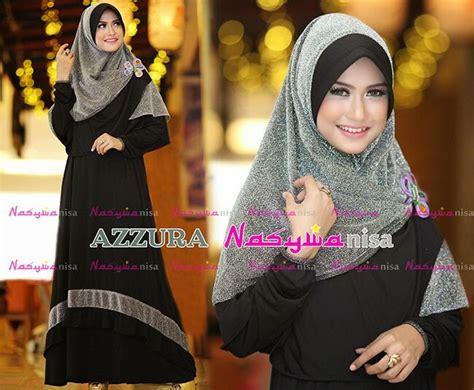 Baju Hello Glitter Ungu Tgn Pjg busana muslim koleksi terbaru