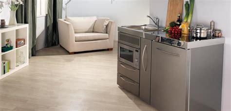 mini cocinas compactas  pequenos espacios cocinas