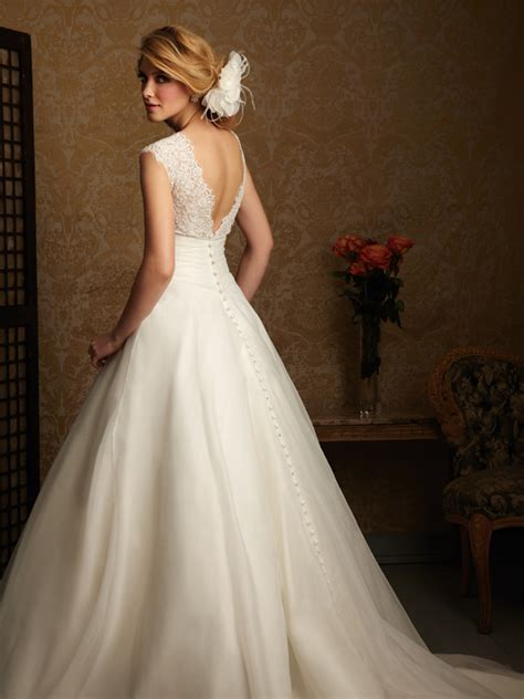 beautiful wedding dresses with lace lace back wedding dresses part 1 the magazine