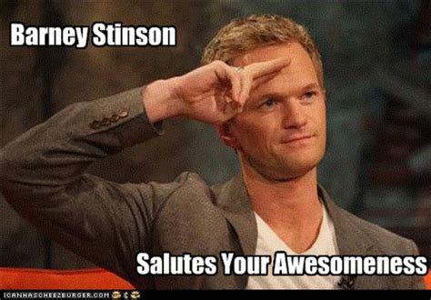 Barney Stinson Meme - image 250743 how i met your mother know your meme