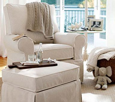 pottery barn glider and ottoman top choice so far pb kids comfort small round arm
