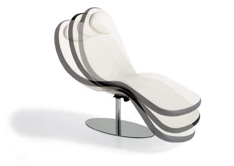 sedia chaise longue chaise longue relax in pelle nera sedie a prezzi scontati