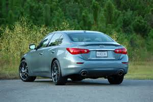 Q50s Infiniti Checking The Tech 2014 Infiniti Q50s