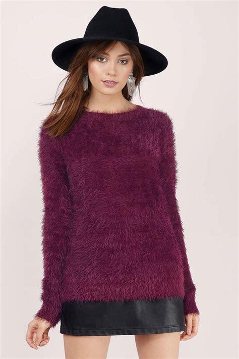 Cheap Black Sweater   Black Sweater   Fuzzy Sweater   $24.00
