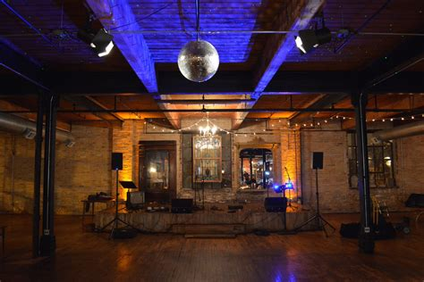 stage lighting rental chicago salvage one chicago event lighting decor dj and