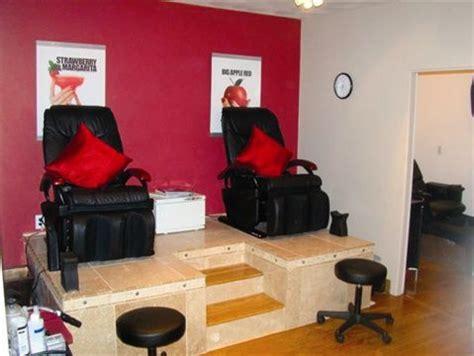 The Chair Salon Vancouver Wa by Gel Essentialz In Michael K Galvin Salon Pedicure