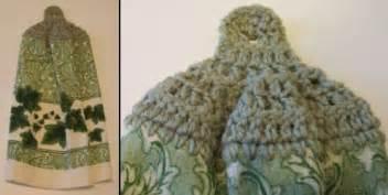 Crochet kitchen towels crochet for beginners