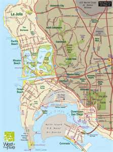 san diego zip codes map